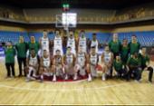 Seleção brasileira de basquete vence partida por WO | Foto: William Lucas | CBB