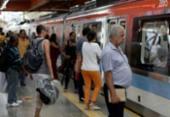 Metrô funciona até a madrugada de segunda devido ao Salvador Fest | Foto: Raul Spinassé | Ag. A TARDE
