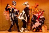 Cia Baiana de Patifaria apresenta três espetáculos no Teatro Módulo | Foto: Diney Araújo | Divulgação