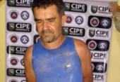 Suspeito de estupro é preso em zona rural da Bahia | Foto: Divulgação