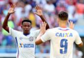 Bahia encara o Botafogo em busca de classificação na Sul-Americana | Foto: Felipe Oliveira | Divulgação | E. C. Bahia