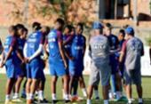 Bahia encerra preparação para enfrentar o Vasco | Foto: