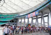 Bahia renova contrato com a Arena Fonte Nova até 2021 | Foto: Felipe Oliveira | EC Bahia