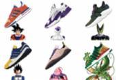Adidas lança linha de sapatos inspirada no desenho Dragon Ball-Z | Foto: Divulgação