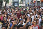 Marcha para Jesus acontece no Centro de Salvador no sábado | Foto: Adenilson Nunes | Divulgação
