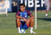 Marco Antônio pode ganhar nova posição contra Palmeiras | Foto: Felipe Oliveira l EC Bahia