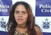 Condenada da Justiça é presa após agredir mulher e roubar celular | Foto: Divulgação | Polícia Civil