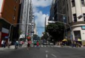 Obras no Comércio alteram trânsito e pontos de ônibus a partir de sábado | Foto: Luciano da Matta | Ag. A TARDE