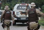 Operação integrada combate facções criminosas em Ilhéus e Itabuna | Foto: Alberto Maraux | Divulgação | SSP-BA