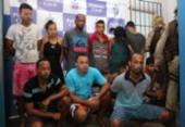 Adolescente é morto e 18 suspeitos são presos em operação no sul baiano | Foto: Alberto Maraux | SSP-BA