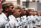 Polícia Militar da Bahia participa de evento ao combate à violência na Índia | Foto: Divulgação