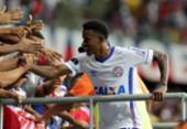 Ramires descreve emoção de marcar o primeiro gol pelo Bahia | Foto: Felipe Oliveira l ECBahia