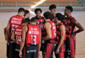 Basquete rubro-negro segue invicto no Baianão | Foto: Divulgação | EC Vitória