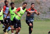 Carpegiani finaliza preparação para enfrentar Ceará | Foto: Mauricia da Matta | EC Vitória