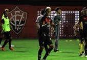Autor de gol salvador, Erick não enfrentará o Ceará | Foto: Maurícia da Matta | EC Vitória
