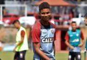 Jogador do Vitória publica vídeo fazendo sexo a três | Foto: Mauricia da Matta | EC Vitória