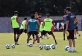 Embalados, Vitória e Ceará duelam na Arena Castelão | Foto: Maurícia da Matta l EC Vitória