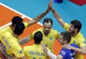 Já classificada, seleção masculina vence China por 3 a 0 no Mundial | Foto: Divulgação l CBV