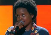 Semifinalista canta 'O Sapo Não Lava O Pé' e recebe críticas | Reprodução | TV Globo