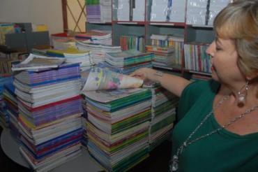 Alunos de escolas públicas vão receber dois livros literários em 2019 - Foto: Valter Campanato | Agência Brasil
