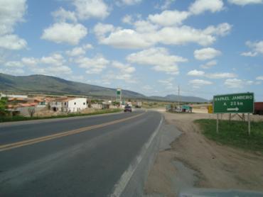 Acidente ocorreu no município de Rafael Jambeiro - Foto: Reprodução