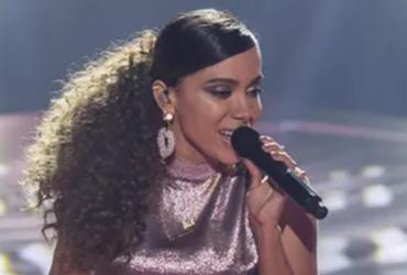 'Não tenho a melhor voz do mundo', avalia Anitta no 'The Voice' | Reprodução | TV Globo