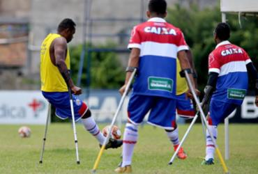 Bahia participará de disputa pela Copa Nordeste de Amputados | Felipe Oliveira | EC Bahia