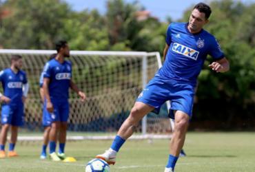 Enderson diz que quer triunfo diante do Flamengo como presente | Felipe Oliveira | EC Bahia