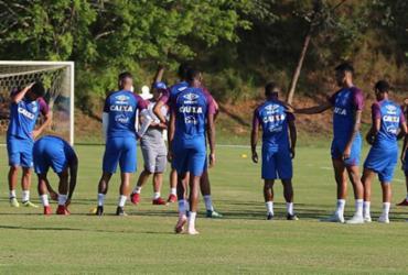 Enderson faz últimos ajustes antes de pegar o Vasco no Rio | Felipe Oliveira | EC Bahia