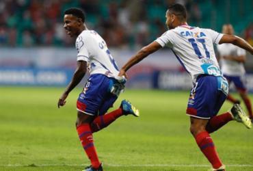 Bahia derrota o Botafogo e abre vantagem na Sul-Americana