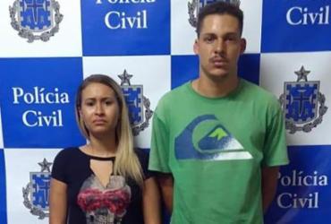 Casal é preso com mais de 30 quilos de maconha em Ilhéus | Divulgação | Polícia Civil