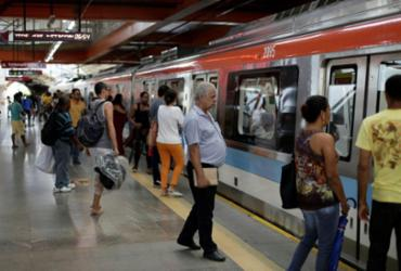Metrô funciona até a madrugada de segunda devido ao Salvador Fest | Raul Spinassé | Ag. A TARDE
