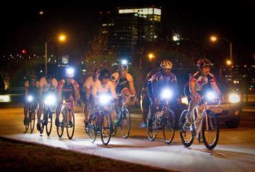 Pedal noturno: uma outra visão | Divulgação
