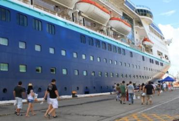 Temporada de cruzeiros trará mais de 240 mil turistas à Bahia
