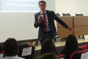 Deltan Dallagnol realiza palestra em Salvador e é alvo de protesto | Adilton Venegeroles | Ag. A TARDE