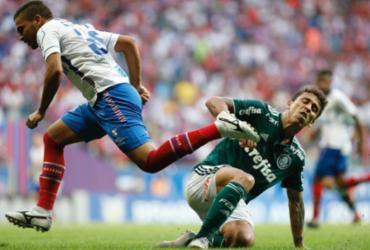 Bahia vacila e empata com o Palmeiras na Arena Fonte Nova | Margarida Neide | Ag. A TARDE