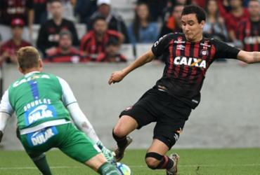Bahia é dominado e perde para o Atlético-PR   Reprodução