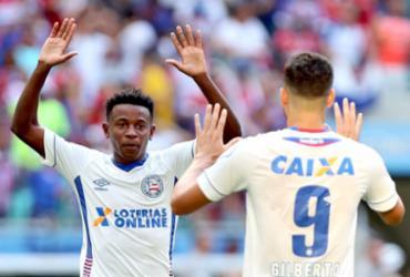 Bahia encara o Botafogo em busca de classificação na Sul-Americana