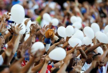 Após três jogos fora de casa, Bahia inicia venda para partida nesta quarta | Adilton Venegeroles | Ag. A TARDE