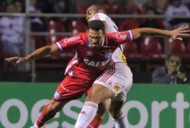 Bahia se esforça, mas perde para o São Paulo | Rubens Chiri | SPFC