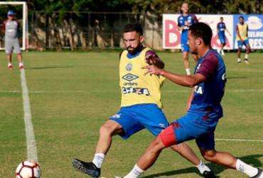 Bahia inicia preparação para as oitavas de final da Sul-Americana | Felipe Oliveira | Divulgação | E. C. Bahia