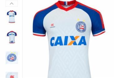 Esporte Clube Bahia lança nova coleção de uniformes nesta quinta | Reprodução
