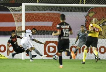Veja os lances de Botafogo 4 x 3 Vitória |