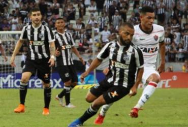 Vitória tem atuação fraca e perde para o Ceará | Divulgação | E. C. Vitória