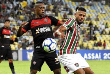 Com atuação segura, Vitória fica no empate sem gols com o Fluminense | Mailson Santana l Fluminense FC