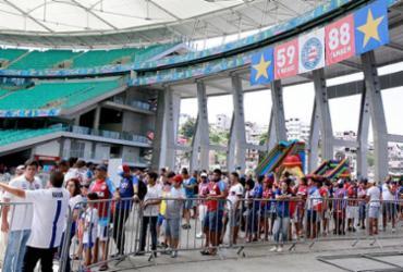 Bahia renova contrato com a Arena Fonte Nova até 2021 | Felipe Oliveira | EC Bahia