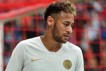 'Esquecido', Neymar passa em branco em festa de melhor do mundo da Fifa | Jean-Francois Monier | AFP