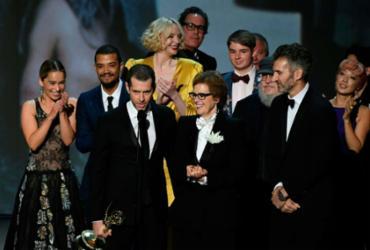 Emmy premia 'Game of Thrones' e atriz Claire Foy, de 'The Crown' | AFP