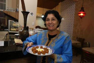 Entre receitas tradicionais e invenções, cozinha árabe ganha espaço em Salvador | Joá Souza / Ag. A TARDE