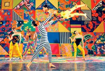 Grupo Corpo apresenta duas coreografias no Teatro Castro Alves |